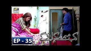 Kab Mere Kehlaoge Episode 35 - 22nd February 2018 - ARY Digital Drama