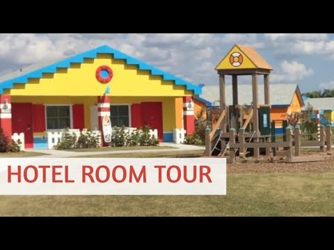 LegoLand Florida Beach Retreat Room Tour