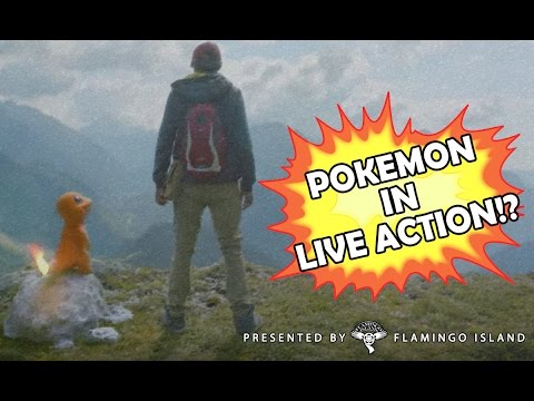Live Action Pokemon Movie! (FULL STORY) - How To Make
