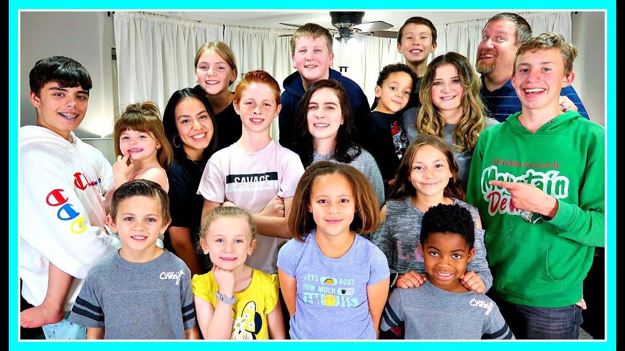FAMILY TAG! | QUARANTINE EDITION!