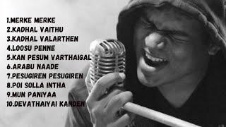 Yuvan shankar raja Hits|| Best songs of yuvan shankar raja|| Love songs|| Tamil jukebox|| Mix 001