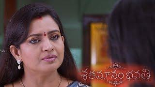 Jayasudha gets to know about divorce scene - Shathamanam Bhavathi