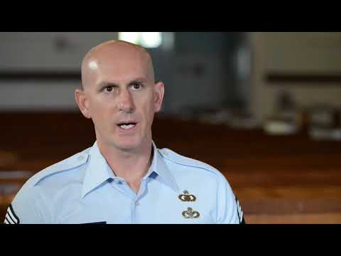 CMSgt Robert Jackson: Transitioning to a New Career Field Manager