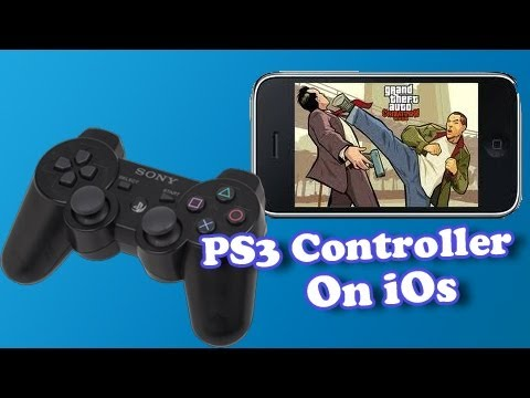 How to Connect PS3 Controller to iPod / iPhone / iPad