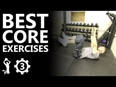 Core Exercises for Vertical Jump: 3 Exercises to Increase Your Vertical and Jump Higher