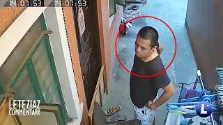 Akyat Bahay Huli Sa CCTV Biglang Kinilig Funny Videos Compilation