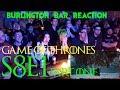 Game Of Thrones Burlington Bar Reactions S8E1 Winterfell Part ONe