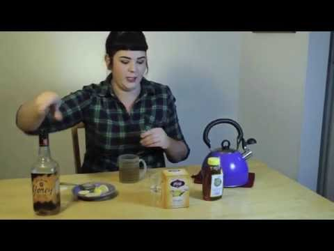 Lemon Honey Hot Toddy Recipe