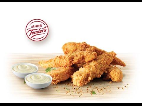 Come fare il crispy tenders di KFC