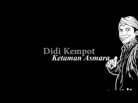 Lirik Lagu KETAMAN ASMORO By Didi Kempot Campursari - AnekaNews.net