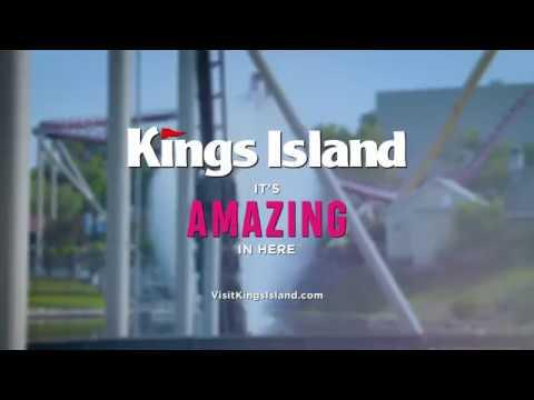 What's it like inside Kings Island?