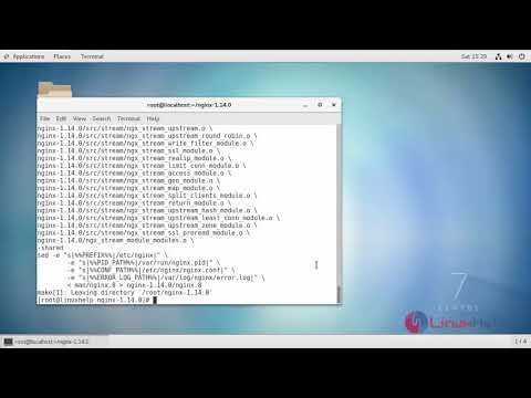 How to install NAXSI Web Application Firewall on CentOS7