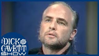 Marlon Brando on Rejecting His Oscar for 'The Godfather'   The Dick Cavett Show