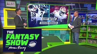 Week 3 WR/CB Matchups with Mike Clay | The Fantasy Show with Matthew Berry | ESPN