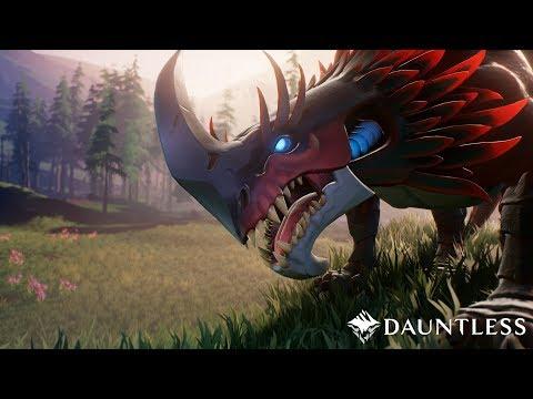 Dauntless - Monster Hunter but not
