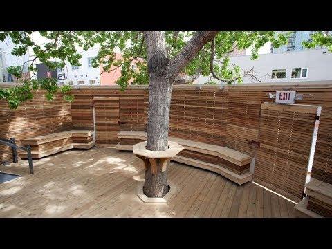 Creative DIY Backyard and Garden Bench Design Ideas