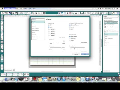 How to change color and size of grid lines S.S Designer Edition for better visibility*Video Request*