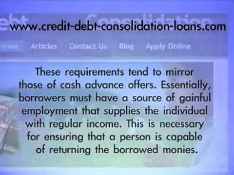 How To Find A Secured Debt Consolidation Loan