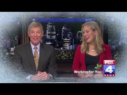 Happy Holidays 2015 from FOX 4!