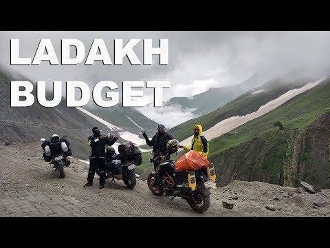 Leh Ladakh Budget for Bike Trip - Expenses