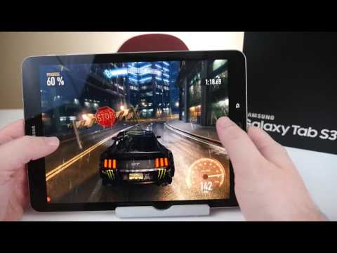 Samsung Galaxy Tab S3 Gaming Test   Best Gaming Tablet?