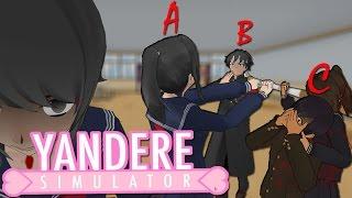 ALPHABET KILLER CHALLENGE   Yandere Simulator