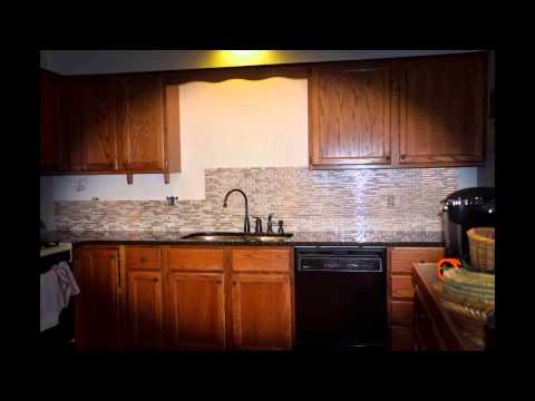 Peel and Stick Quick Backsplash Installation - Smart Tiles
