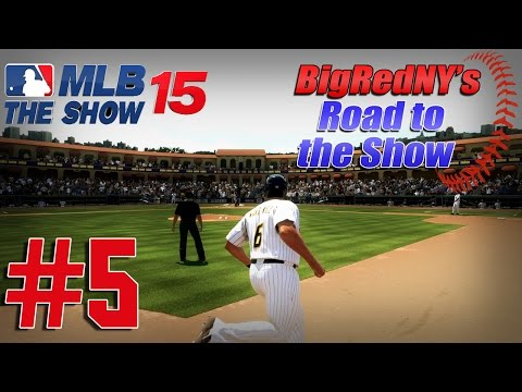 MLB 15 The Show PS4 Road To The Show - Ep. 5 -