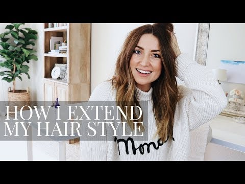 How I Extend My Hair Style for 3 Days | Kendra Atkins