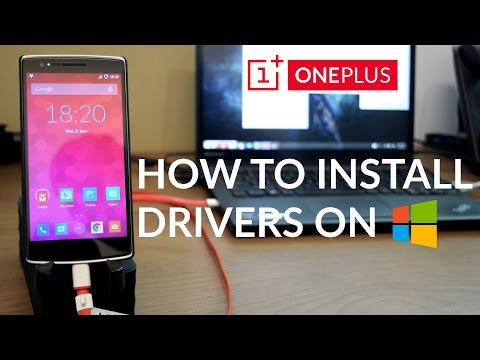How to Install One Plus One Drivers on Windows