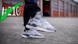 20bdf94bc  210 - adidas Nite Jogger + asphaltgold Ripstop Bag - Review on feet -