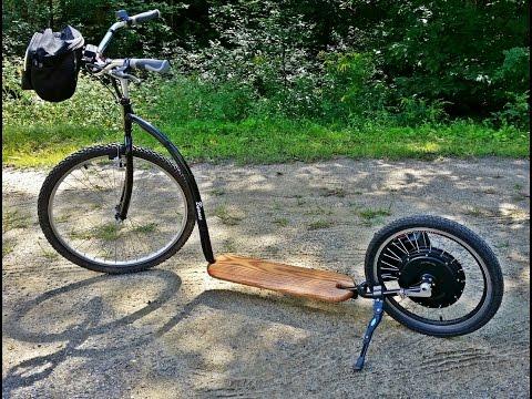 Electric Kick Bike