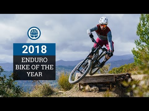 Canyon Torque CF 8.0 - Enduro Bike of the Year 2018 Winner