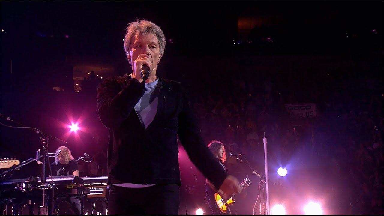 Bon Jovi: Born To Be My Baby