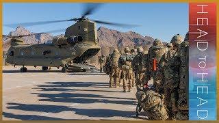 Download Erik Prince on ending the war in Afghanistan | Head to Head Video