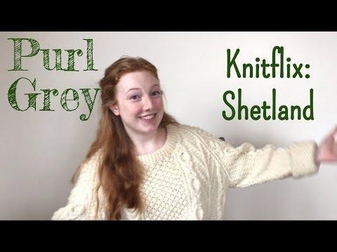 Knitflix: Shetland
