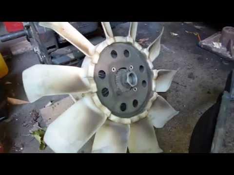 Ford fan clutch