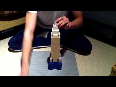 Building lego Chrysler building