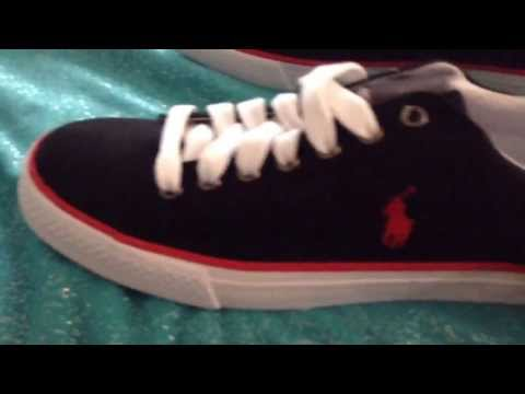 New polo shoes ( size 10 )