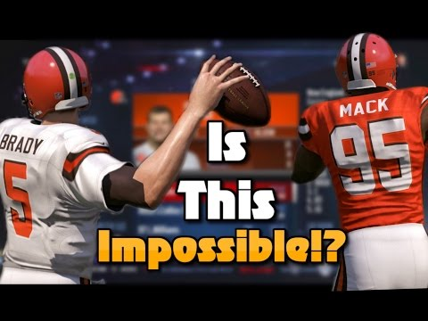 CAN I REBUILD THE WORST TEAM IN THE NFL and win the  SUPERBOWL?? Madden 17 Rebuild Challenge