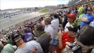 Daytona 500 With The Fam