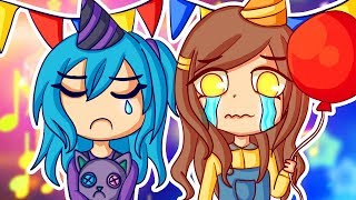 A VERY SAD BIRTHDAY PARTY! | The Sims 4