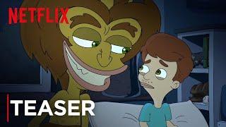 Big Mouth | Teaser: Meet the Hormone Monster | Netflix