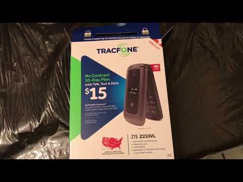 Tracfone ZTE Z233VL