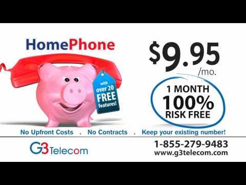 G3 Home Phone
