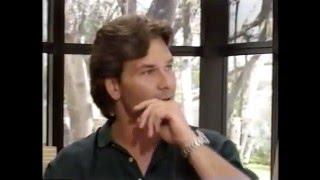 Patrick Swayze interview 1988