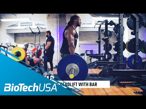 Legs Workout / Hamstrings - Daily Routine with Ulisses - BioTechUSA