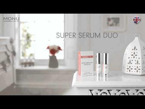 MONU Super Serum Duo - How to use - MONU Skincare advice & tips