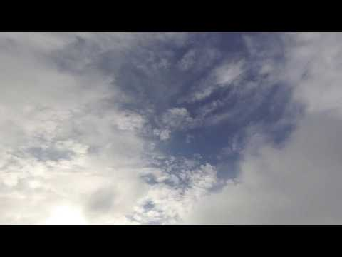 3 Hours Gopro 10s Time Lapse Morning, Cloudy, Drizzle, Sunny