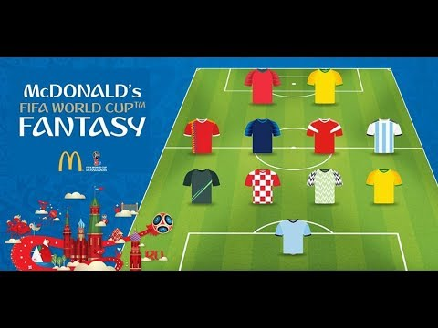 ROUND 1: WORLD CUP FANTASY LEAGUE FOOTBALL! Tip, Strategies and Reviews! Join My League!